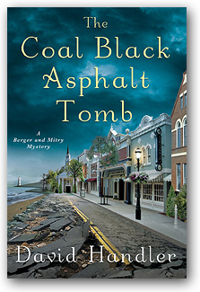The Coal Black Asphalt Tomb